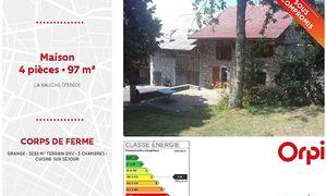Maison 4pièces 97m² La Bauche