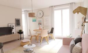 Appartement 2pièces 47m² Thiers