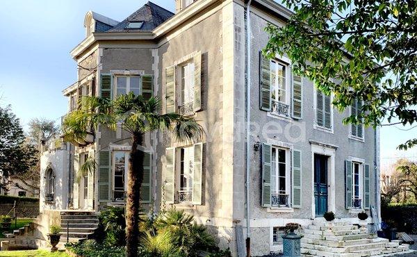 Maison A Vendre Pau Dufau Tourasse 64000 Achat Maison Bien Ici