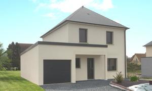 Maison neuve 5pièces 103m² Auberville
