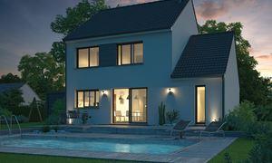 Maison neuve 6pièces 139m² Retonfey