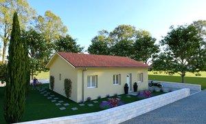 Maison neuve 4pièces 85m² Chavanoz