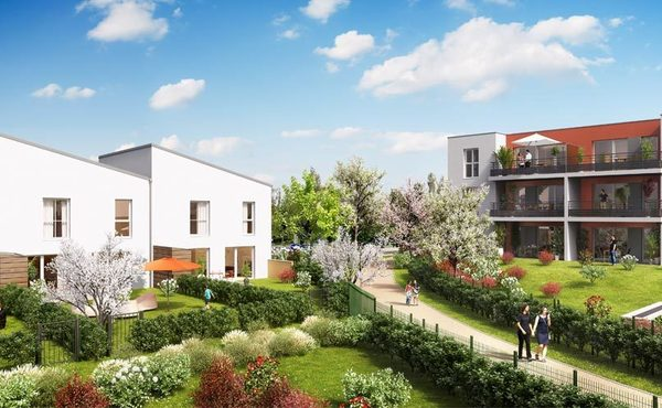 Programme immobilier natura metz 51 biens neufs 159 for Aide achat immobilier neuf