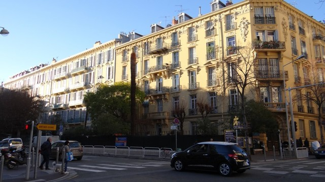 L immobilier nice gambetta 06000 annonces for Garage boulevard de la madeleine nice