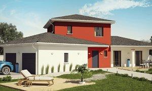 Maison neuve 4pièces 111m² Saint-Didier-de-la-Tour