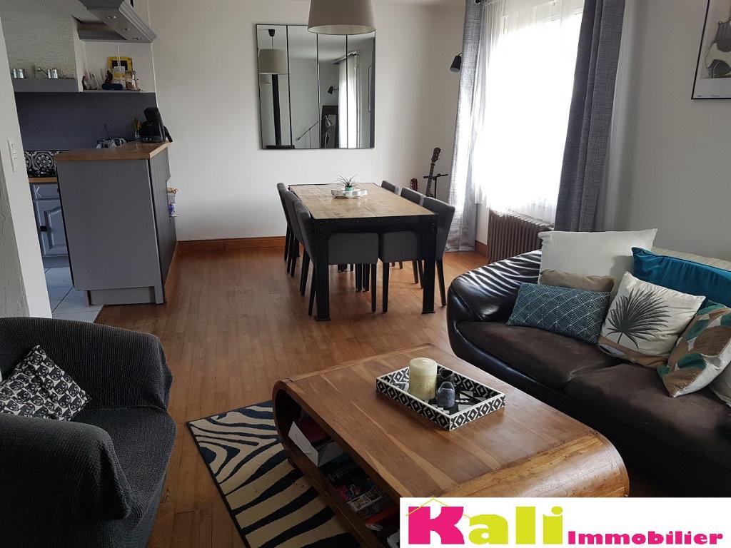 Maison 6pièces 118m² Lesneven