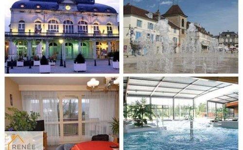 Achat Appartement Lons Le Saunier 39000 Appartement A Vendre Bien Ici