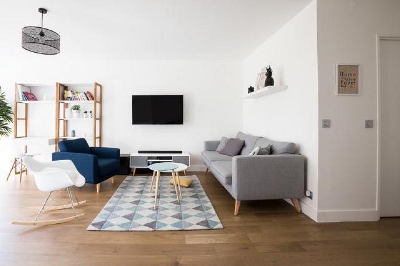 Appartement 3pièces 65m² à Aubervilliers