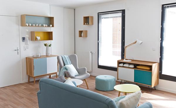 programme immobilier jardin philosophia aubervilliers. Black Bedroom Furniture Sets. Home Design Ideas