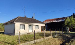Maison 3pièces 61m² Saint-Martin-d'Abbat