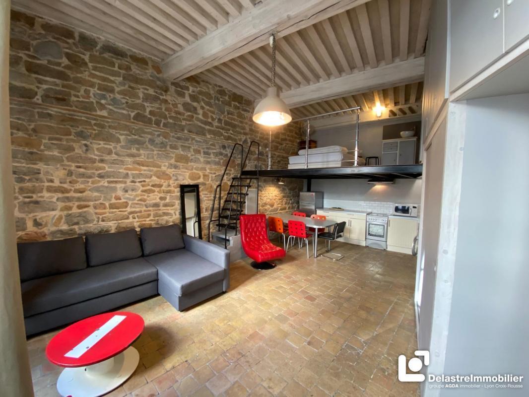 Location - Appartement - Studio - 36,24m² - 855?/mois C.C -