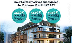 Appartement neuf 3pièces 62m² Villard-Bonnot