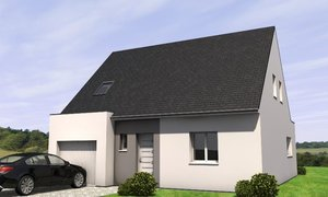 Maison neuve 6pièces 112m² La Chapelle-Saint-Laud