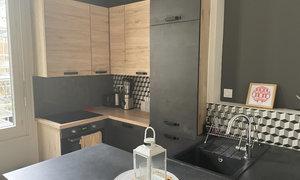 Appartement 2pièces 33m² Rochefort