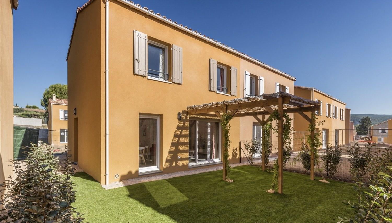 Programme immobilier campagne dulac la ciotat 1 bien neuf for Achat maison la ciotat