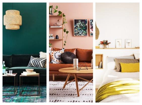 les tendances d co 2019 pour sublimer votre int rieur. Black Bedroom Furniture Sets. Home Design Ideas