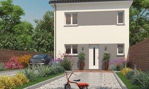 Maison neuve 4pièces 79m² Saint-André-de-Cubzac