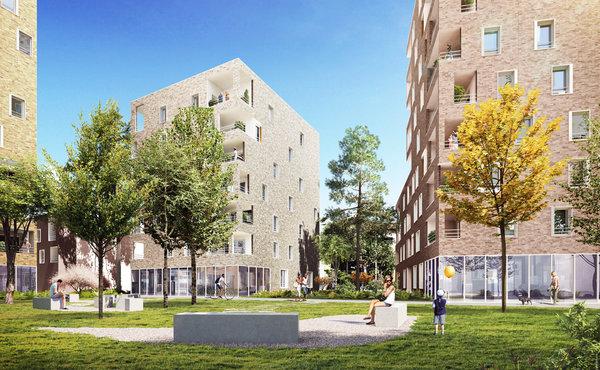 Achat Appartement Villeurbanne 69100 Appartement à