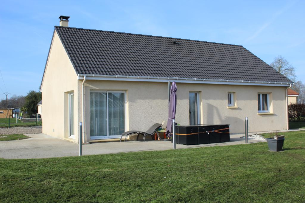 Maison 4pièces 92m² Bouquelon