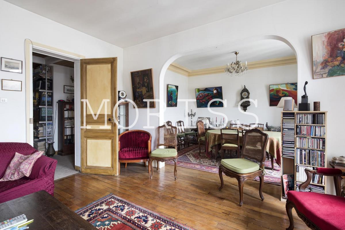 Appartement 5pièces 104m² Saint-Mandé