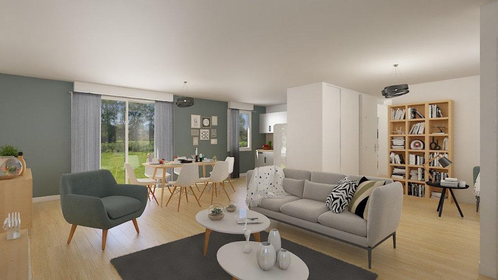 Appartement 3pièces 65m² Villecresnes