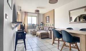 Appartement 2pièces 54m² Ajaccio