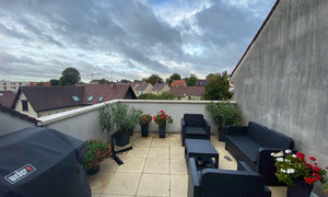 Appartement 4pièces 80m² Vaires-sur-Marne
