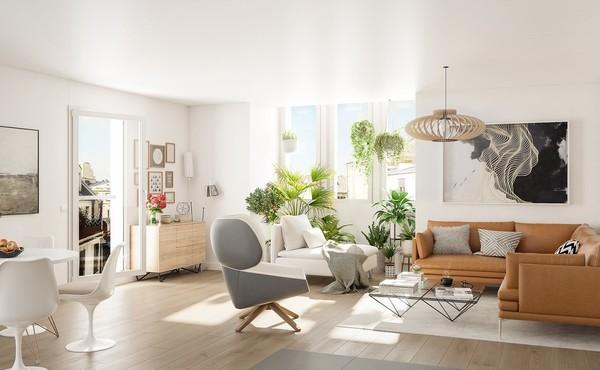 programme immobilier passage oberkampf paris 11e. Black Bedroom Furniture Sets. Home Design Ideas