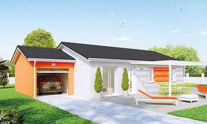 Maison neuve 4pièces 75m² Pommevic