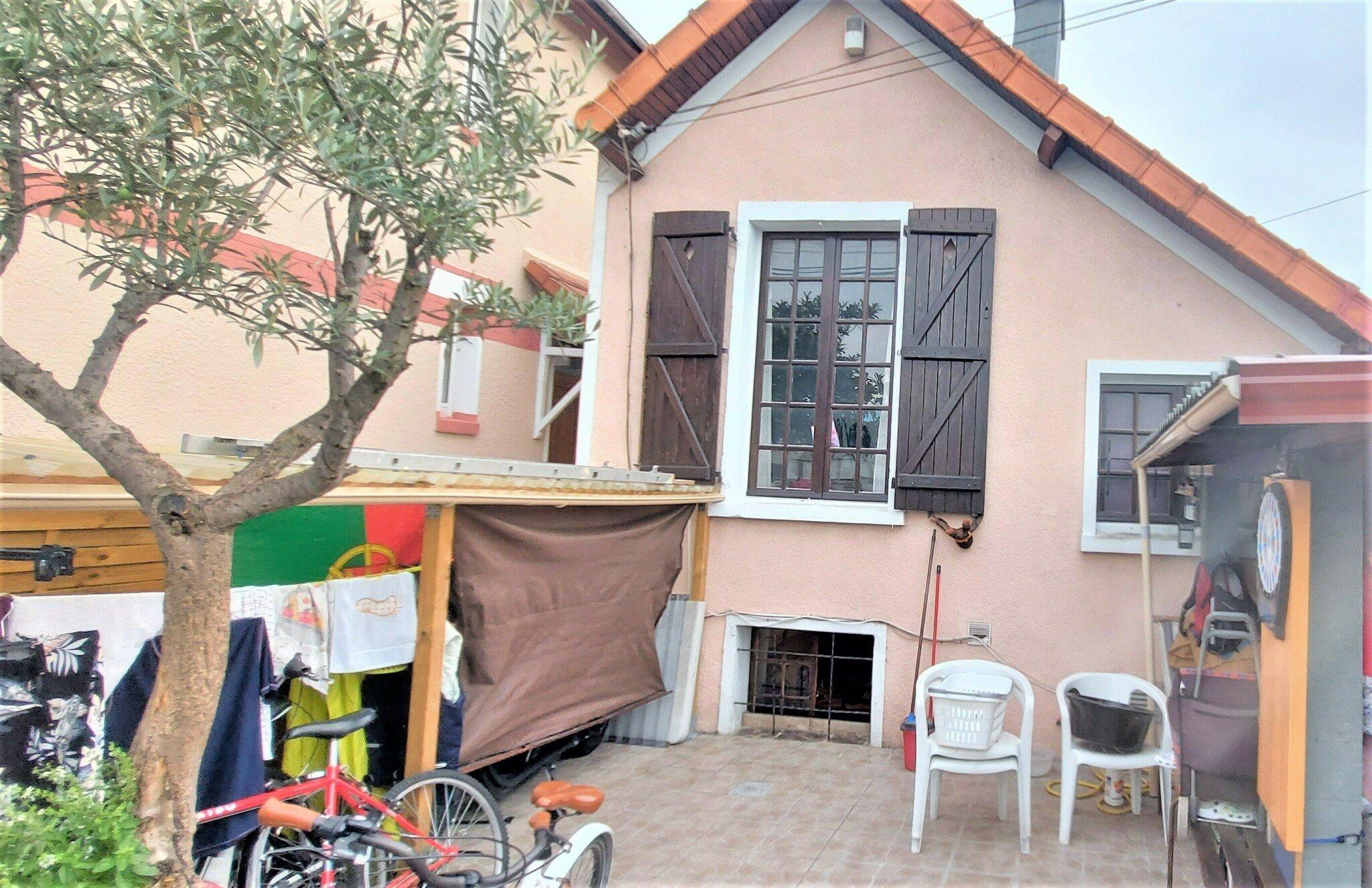 Maison a vendre colombes - 3 pièce(s) - 80 m2 - Surfyn
