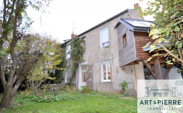 Achat immobilier Nantes – Saint-Clément - Jardin des plantes ...