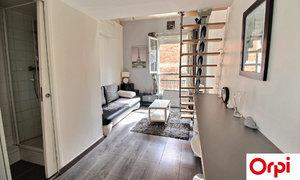 Appartement 2pièces 18m² Paris 18e