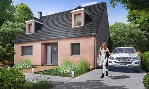 Maison neuve 5pièces 110m² Pacy-sur-Eure