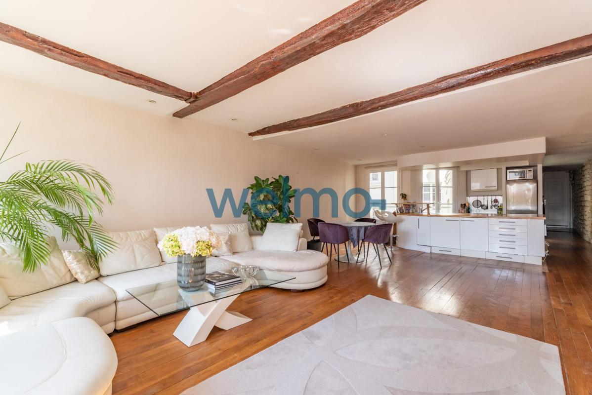 Appartement - 4 pièces - 105 m² - Paris 75001