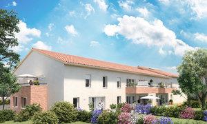 Appartement neuf 4pièces 98m² Saint-Loup-Cammas