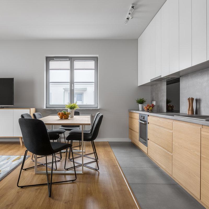 Dpt Corse (20), à vendre AJACCIO appartement T3 de 66,8 m² avec terrasse et parking