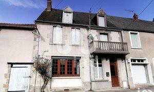 Maison 5pièces 140m² Chénérailles