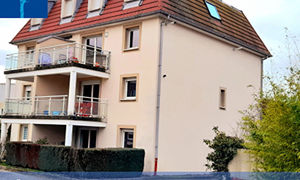 Appartement 3pièces 64m² Audincourt