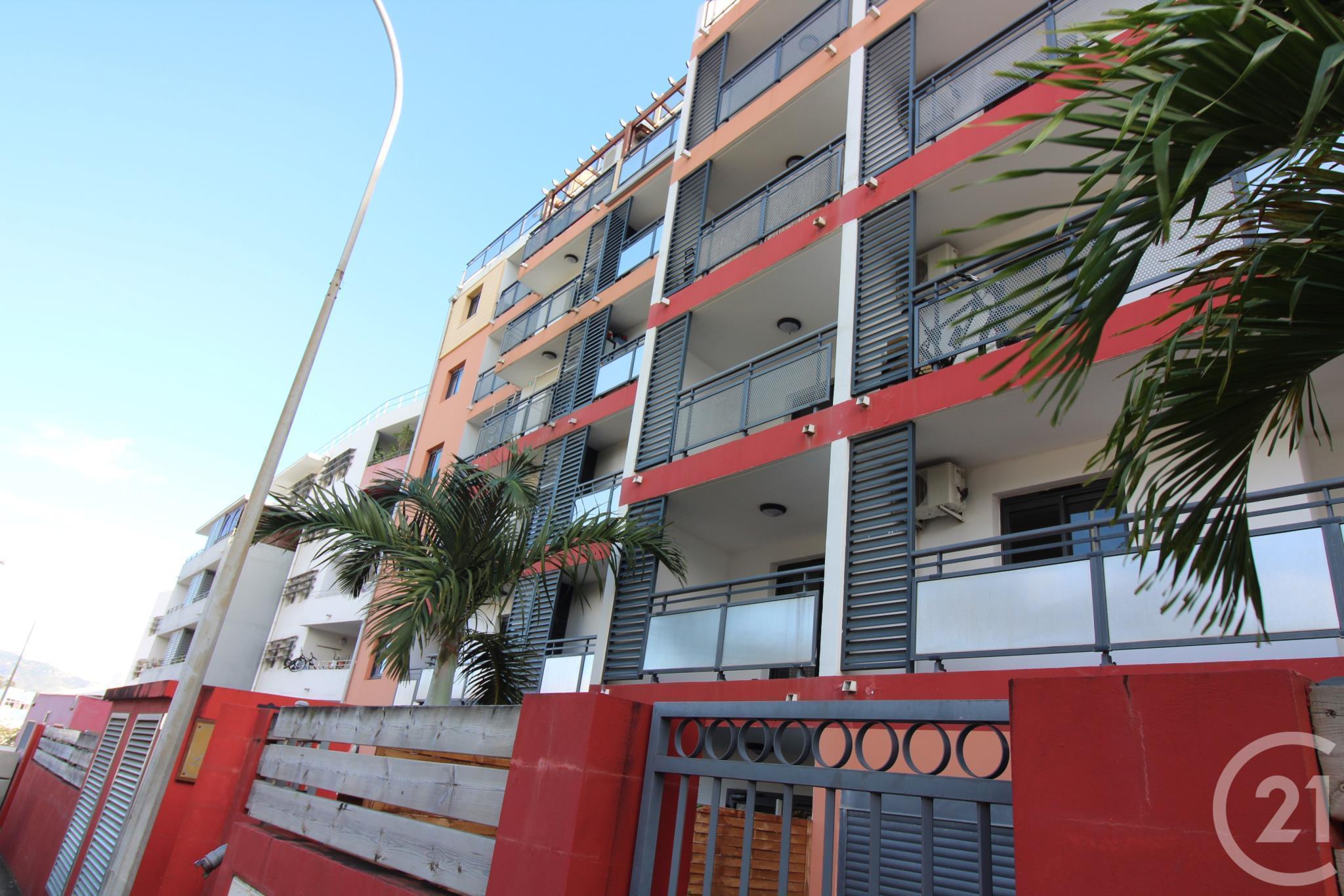 Appartement 2pièces 45m² Sainte-Clotilde