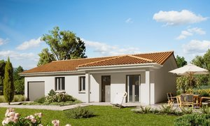 Maison neuve 4pièces 80m² Rioz