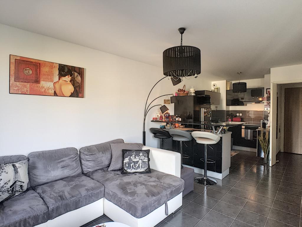 Appartement 2pièces 44m² à Lingolsheim