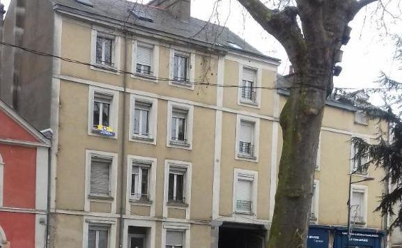 Location Studio Meuble Rennes Bourg L Evesque 35000 Studio Meuble A Louer Bien Ici
