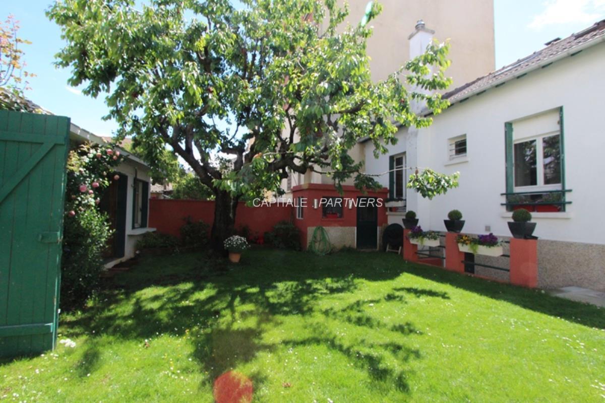Maison a louer nanterre - 5 pièce(s) - 120 m2 - Surfyn