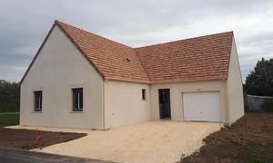 Maison neuve 4pièces 104m² Boulleville