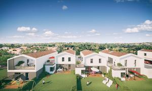 EXCEPTIONNEL Nouvelle résidence à Launaguet, aux portes de Toulouse (4pièces, 84m²) Launaguet
