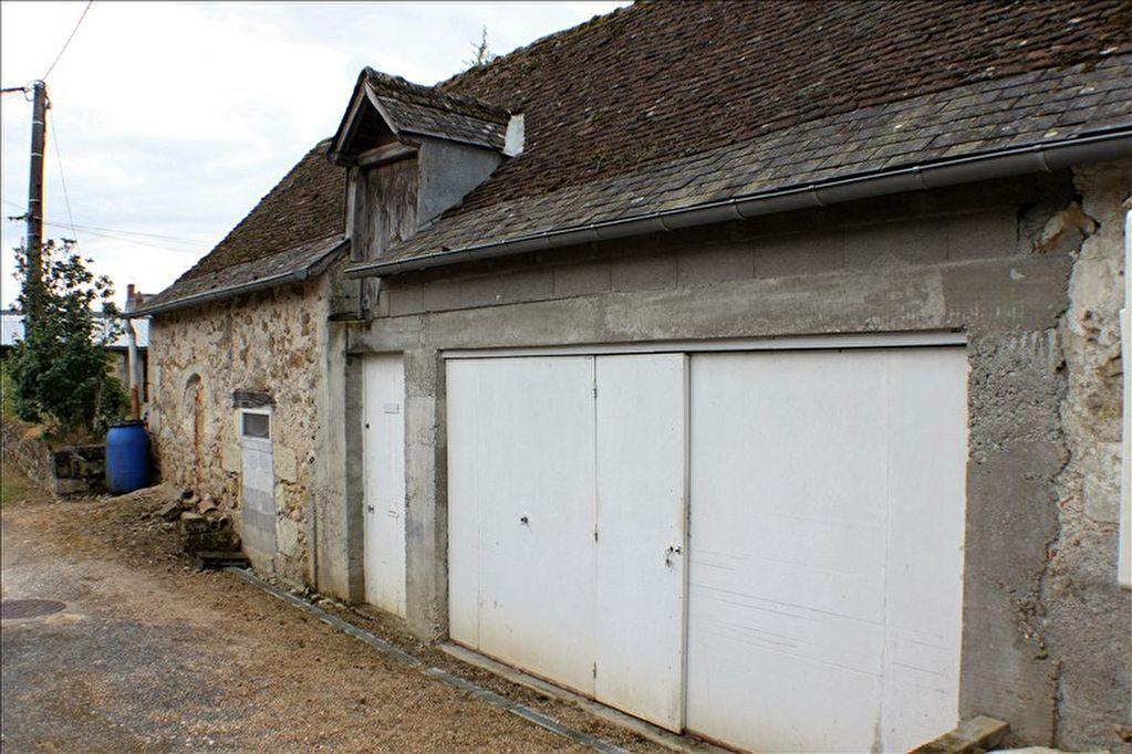 Terrain 680m² Lignières-de-Touraine