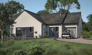 Maison neuve 5pièces 90m² Dampierre