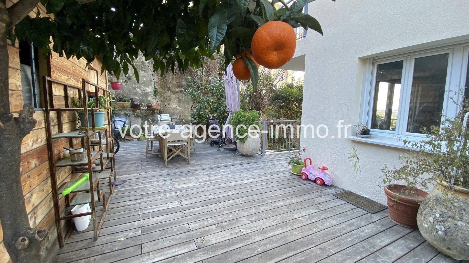 Nice - Sainte Marguerite - 3 Pièces 57 m² Jardin 128 m²