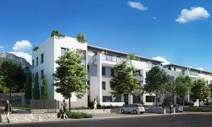 Appartement neuf 4pièces 82m² La Tronche