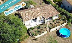 Maison 5pièces 120m² Figari